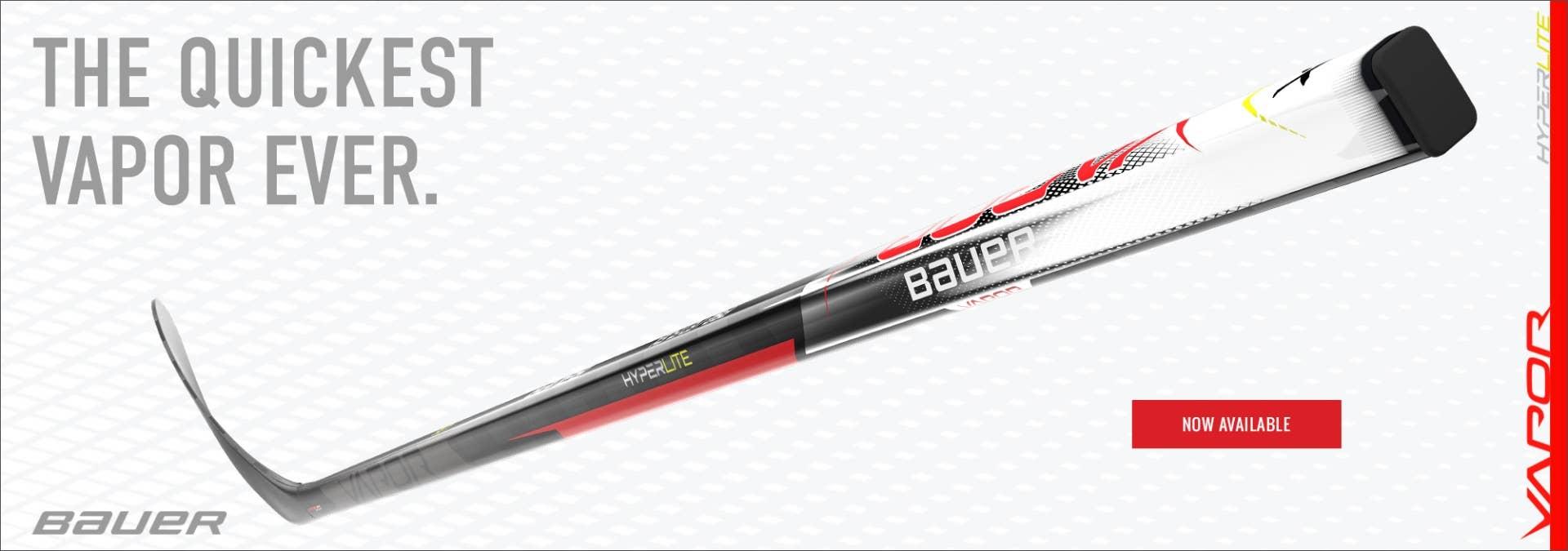 Bauer Vapor HyperLite Hockey Sticks