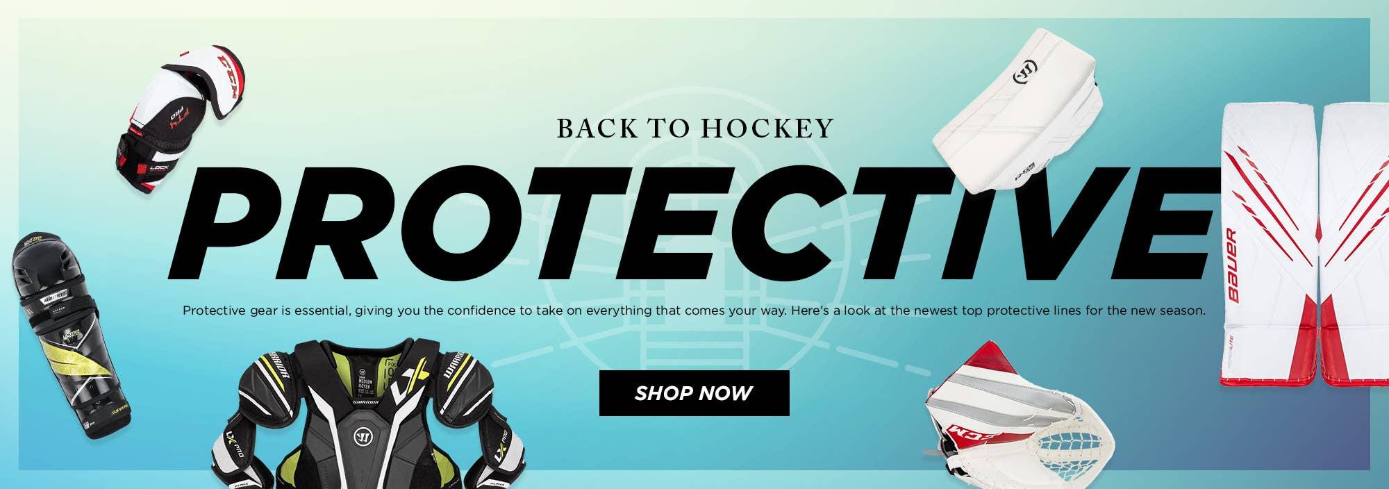 Back to Hockey: Protective
