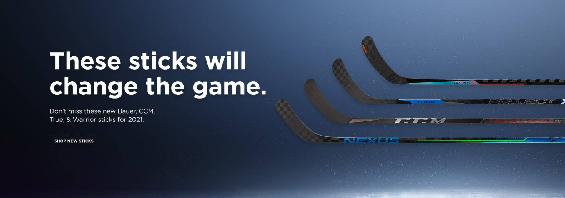 New Arrivals: Ice Hockey Sticks