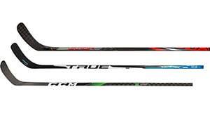 Bâtons de hockey composite senior