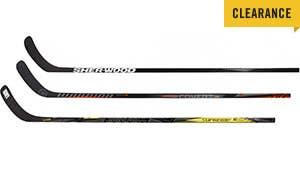 Clearance Hockey Sticks