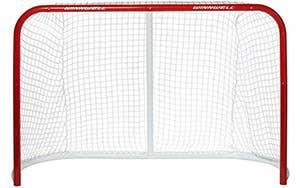 But de hockey taille réelle