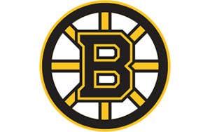 Zone partisans Boston Bruins