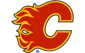 Zone partisans Calgary Flames