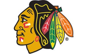 Zone partisans Chicago Blackhawks