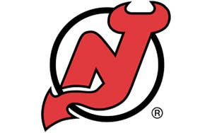 Zone partisans New Jersey Devils
