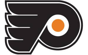 Zone partisans Philadelphia Flyers