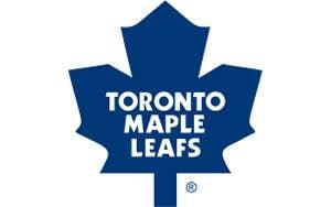 Zone partisans Toronto Maple Leafs