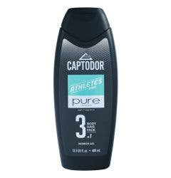 Captodor Ultra Freshness Shower Gel - 400ml