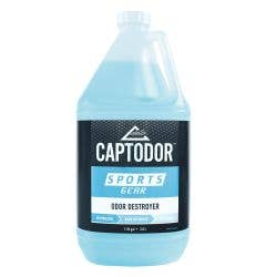 Captodor Odor Destroyer Gear Spray - 1 Gallon