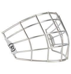 Warrior Ritual Stainless Steel Certified Square Bar Junior Replacement Cage