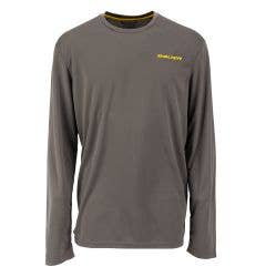 Bauer Training Senior Long Sleeve Tee Shirt