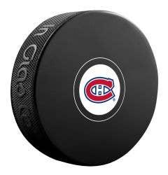 Montreal Canadiens Souvenir Autograph Puck