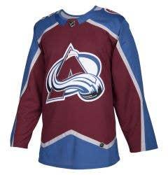 Colorado Avalanche Adidas AdiZero Authentic NHL Hockey Jersey