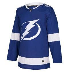 Tampa Bay Lightning Adidas AdiZero Authentic NHL Hockey Jersey