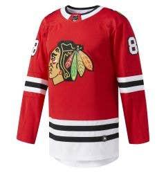 Chicago Blackhawks Kane Adidas Authentic Pro NHL Hockey Jersey