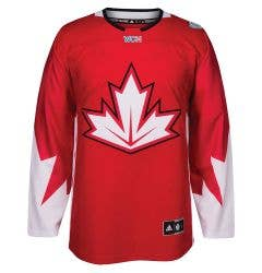Team Canada World Cup of Hockey Adidas Premier Hockey Jersey