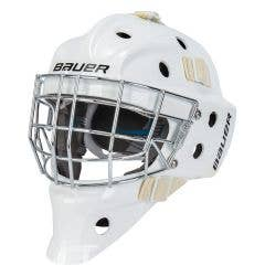 Bauer 930 Junior Certified Straight Bar Goalie Mask