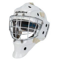 Bauer 930 Senior Certified Straight Bar Goalie Mask