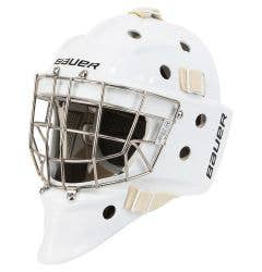 Bauer 960 Senior Certified Straight Bar Goalie Mask