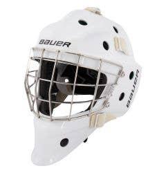 Bauer NME IX Senior Certified Straight Bar Goalie Mask