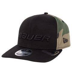 Bauer New Era Camo 9Fifty Youth Snapback