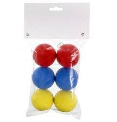 Bauer Mini Foam Ball - 6 Pack