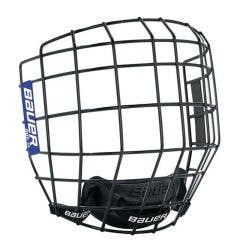 Bauer RBE III Black Junior Wire Cage
