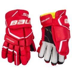 Bauer Supreme S29 Junior Hockey Gloves
