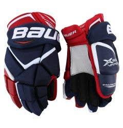 Bauer Vapor X800 Lite Senior Hockey Gloves