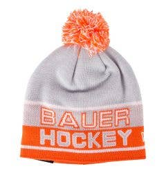 Bauer New Era Pom Pom Knit Athletic Beanie