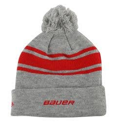 Bauer New Era® Team Striped Pom Pom
