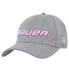 Bauer New Era 39Thirty 'Think Pink' Senior Athletic Cap