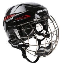 Bauer IMS 11.0 Hockey Helmet Combo