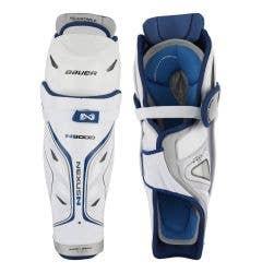 Bauer Nexus N9000 Junior Hockey Shin Guards