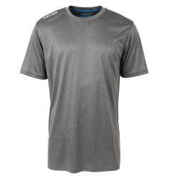 Bauer Team Tech Poly Senior Short Sleeve Tee Shirt