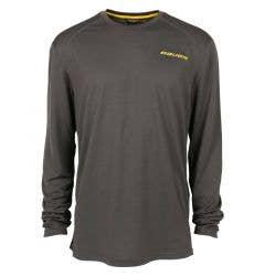 Bauer Training Youth Long Sleeve Shirt