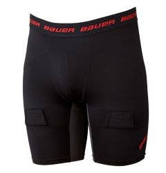 Bauer Essential Compression Senior Shorts