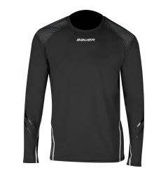 Bauer NG Premium Grip Youth Long Sleeve Crew