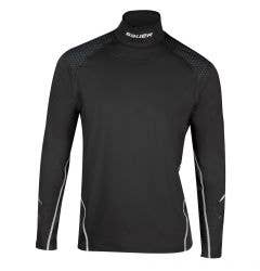 Bauer NG Premium Neck Youth Long Sleeve Crew