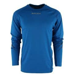 Bauer Premium Grip Senior Long Sleeve Crew