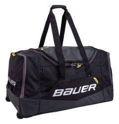 Bauer Elite 35in. Senior Wheeled Hockey Equipment Bag