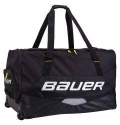Bauer Premium 33in. Junior Wheeled Hockey Equipment Bag