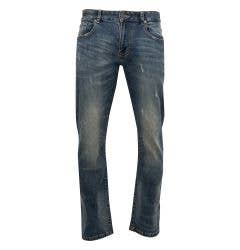 Bauer Slim Fit Antique Denim Jeans - Men