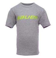 Bauer Core Color Pop Youth Short Sleeve Tee Shirt