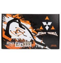 Blue Sports Attack Triangle 3D Obstacle