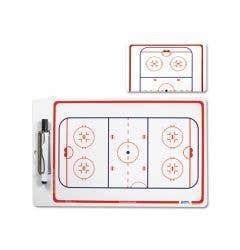 Blue Sports Deluxe Hockey Clipboard