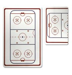"Blue Sports Pocket Size Hockey Board - 6"" X 4"""