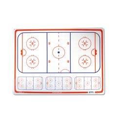 Blue Sports Self Adhesive Hockey Board