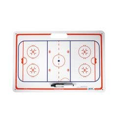 Blue Sports Suction Cup Hockey Board